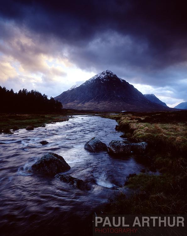 Buachaille Etive Mòr, Scottish Highlands