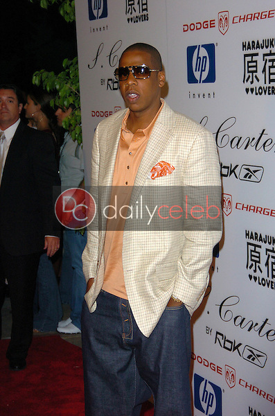 Jay-Z<br /> at the Steve Stoute Celebrates 35 years of a Fabulous Life, Cabana Club, Hollywood, CA 06-26-05<br /> Chris Wolf/DailyCeleb.com 818-249-4998