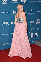 Alexa Davies<br /> arriving for the British Independent Film Awards 2018 at Old Billingsgate, London<br /> <br /> ©Ash Knotek  D3463  02/12/2018