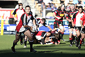 Troy Nathan during the Ranfurly Shield challenge against Canterbury at Jade Stadium on the 10th of September 2006. Canterbury won 32 - 16.