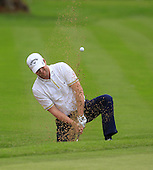 Marc WARREN (SCO) during round 2 of the 2015 BMW PGA Championship over the West Course at Wentworth, Virgina Water, London. 22/05/2015<br /> Picture Fran Caffrey, www.golffile.ie:
