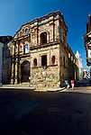 Panama, Panama City, Iglesia de San Ignacio de la Compania de Jesus, Casco Viejo, The Old Quarter, UNESCO World Heritage Site, Spanish Colonial Architecture
