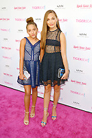 LOS ANGELES, CA - JULY 28: Mackenzie Ziegler, Maddie Ziegler attends the Teen Choice Awards Per-Party at Hyde Sunset on July 28, 2016 in Los Angeles, CA. Credit: Koi Sojer/Snap'N U Photos/MediaPunch