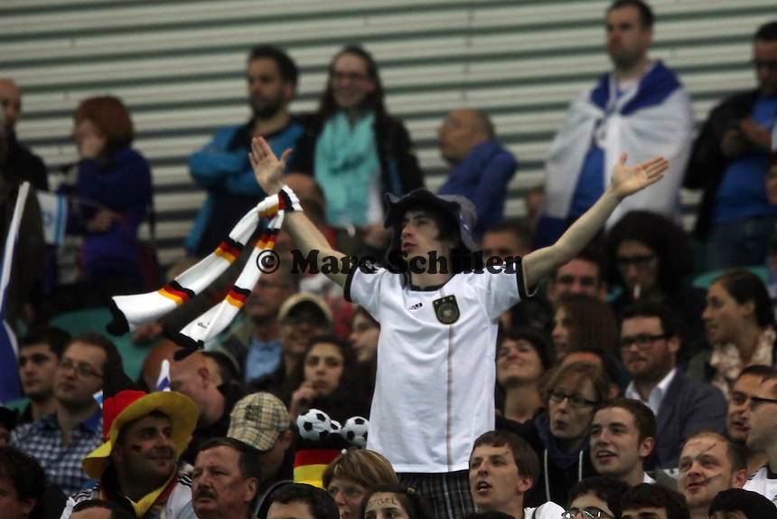Fan der Deutschen Nationalmannschaft