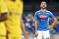 Kostantinos Manolas of Napoli looks on<br /> Napoli 19-10-2019 Stadio San Paolo <br /> Football Serie A 2019/2020 <br /> SSC Napoli - Hellas Verona FC<br /> Photo Cesare Purini / Insidefoto