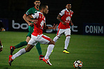 Independiente Santa Fe venció 2-0 a Rampla Juniors. Fecha 2 Liga Águila II-2018.