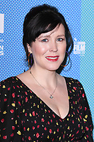 """LONDON, UK. October 08, 2019: Alice Lowe arriving for the """"Eternal Beauty"""" screening as part of the London Film Festival 2019 at the NFT South Bank, London.<br /> Picture: Steve Vas/Featureflash"""