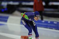 SCHAATSEN: HEERENVEEN: 13-12-2014, IJsstadion Thialf, ISU World Cup Speedskating, Jorrit Bergsma (NED), ©foto Martin de Jong