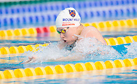 Picture by Allan McKenzie/SWpix.com - 17/12/2017 - Swimming - Swim England Nationals - Swim England National Championships - Ponds Forge International Sports Centre, Sheffield, England - Niamh Robinson.