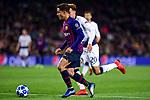 UEFA Champions League 2018/2019 - Matchday 6.<br /> FC Barcelona vs Tottenham Hotspur FC: 1-1.<br /> Coutinho vs Alli.