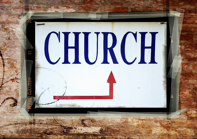 sign of the church being raptured