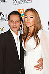 Jennifer Lopez and husband Marc Anthony at the premiere of 'El Cantante' held at the Director's Guild of America in West Hollywood on July 31, 2007 in Los Angeles, California..Photo by Nina Prommer/Milestone Photo