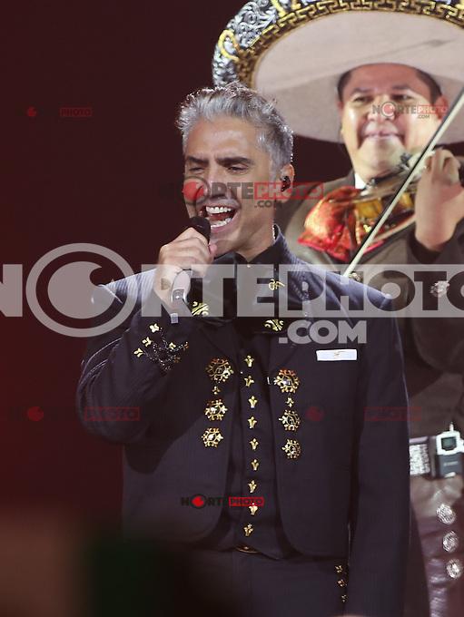 Alejandro Fernadez en las vegas Nevada