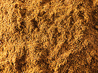 Garam Masala powder - stock photos