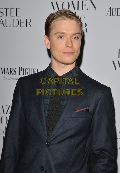 Freddie Fox attends the Harper's Bazaar Women of the Year Awards 2015, Claridge's Hotel, Brook Street, London, England, UK, on Tuesday 03 November 2015. <br /> CAP/CAN<br /> &copy;Can Nguyen/Capital Pictures
