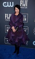 SANTA MONICA, CA - JANUARY 13: Amy Sherman-Palladino attends the 24th annual Critics' Choice Awards at Barker Hangar on January 12, 2020 in Santa Monica, California. <br /> CAP/MPI/IS/CSH<br /> ©CSHIS/MPI/Capital Pictures