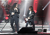 Trans-Siberian Orchestra - Performing live at the O2 Apollo in Manchester UK - 10 Jan 2014.  Photo credit: Salkura Henderson/IconicPix