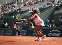 NAOMI OSAKA (JPN)<br /> <br /> TENNIS - FRENCH OPEN - ROLAND GARROS - ATP - WTA - ITF - GRAND SLAM - CHAMPIONSHIPS - PARIS - FRANCE - 2016  <br /> <br /> <br /> <br /> &copy; TENNIS PHOTO NETWORK