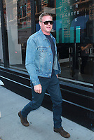 AUG 01 Eric Dane At AOL BUILD