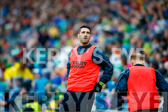 Bryan Sheehan Kerry in action against  Mayo in the All Ireland Semi Final in Croke Park on Sunday.