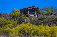 Cabaña del Cerro Bachoco