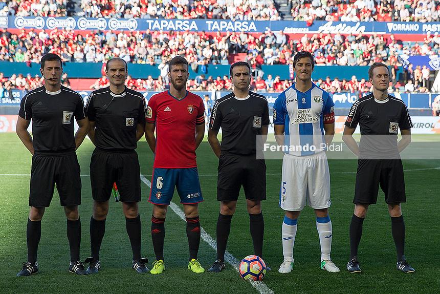 Osasuna, leganes, pamplona, Madrid, futbol, liga santander, sadar