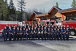 North Tahoe and Meeks Bay fire departments in Tahoe City, Ca., on Wednesday, April 20, 2016. <br /> Photo by Cathleen Allison