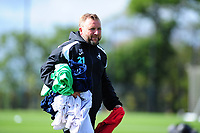 Swansea City assistant manager Billy Reid during the Swansea City Training at The Fairwood Training Ground, Swansea, Wales, UK. Friday 24 August 2018