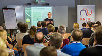 Rotterdam, Netherlands, December 16,  2017, Topsportcentrum,  KNLTB Jaarcongres,  Knowledge session 1, <br /> Photo: Tennisimages/Henk Koster
