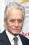 Michael Douglas attends the Career Transition for Dancers on November 1, 2017 at The Marriott Marquis in New York City.