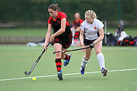 Havering HC Ladies vs Ashford HC Ladies 18-10-15