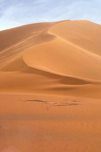 Sand Dunes, Sahara Desert, Tiguentourine, Algeria
