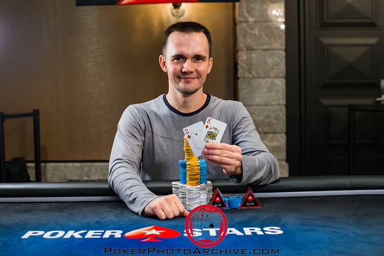 Champion Mikita Badziakouski