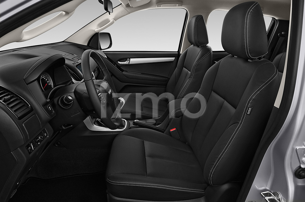 Front seat view of 2019 Isuzu D-Max LSX 5 Door Pick-up Front Seat  car photos