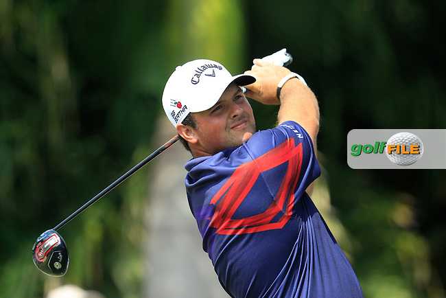 Patrick Reed (USA) during the 3rd round at the WGC Cadillac Championship, Blue Monster, Trump National Doral, Doral, Florida, USA<br /> Picture: Fran Caffrey / Golffile