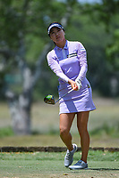 So Yeon Ryu (KOR) watches her tee shot on 5 during round 3 of the 2019 US Women's Open, Charleston Country Club, Charleston, South Carolina,  USA. 6/1/2019.<br /> Picture: Golffile | Ken Murray<br /> <br /> All photo usage must carry mandatory copyright credit (© Golffile | Ken Murray)