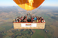 20151007 October 07 Hot Air Balloon Gold Coast
