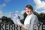 Junior Cert sutdent from Presentation Secondary Tralee Marie Woulfe from Ballymcelligott got 12 A's.