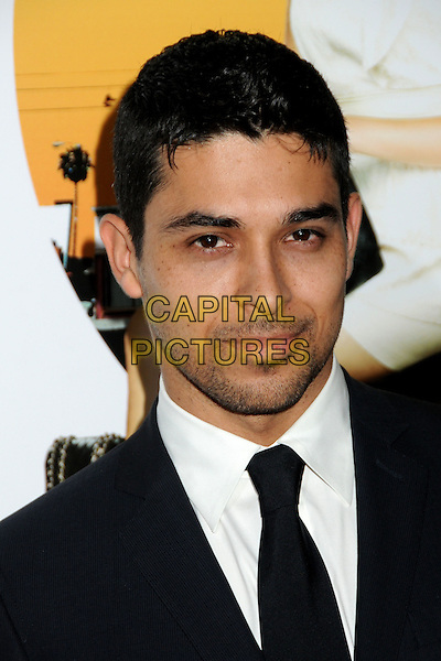 "WILMER VALDERRAMA .""From Prada to Nada"" World Premiere held at Regal Cinemas LA Live, Los Angeles, California, USA, .18th January 2011..portrait headshot beard stubble facial hair  black suit tie white shirt .CAP/ADM/BP.©Byron Purvis/AdMedia/Capital Pictures."