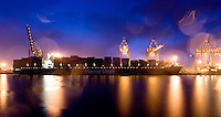 il Porto di Gioia Tauro (RC)