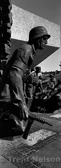 Warsaw Uprising memorial series.<br />