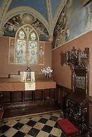 Europe/France/Centre/Indre-et-Loire/Vallée de la Loire/Amboise : Clos Luce - Oratoire d'Anne de Bretagne