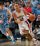 2007.11.14 - NCAA MBB - North Carolina vs Davidson