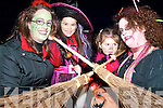 Dressing up: They came all the way from Ballybunion for Listowel's Halloween Parade last Friday evening. Lorraine, Tori and Lucy O'Connor with Shirley O'Sullivan.   Copyright Kerry's Eye 2008