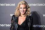 Elsa Pataky attends to the presentation of the first videoclip of Women'Secret in Madrid, Novermber 11, 2015.<br /> (ALTERPHOTOS/BorjaB.Hojas)