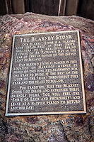 The Blarney Stone on Garrison Avenue in historic downtown Fort Smith Arkansas.