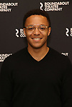 "Christopher Livingston during the Photo Call for the Roundabout Theatre Production of ""Something Clean"" at the Roundabout Theatre Company Rehearsal Studios on April 11, 2019 in New York City."