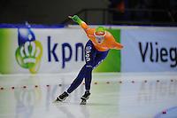 SCHAATSEN: HEERENVEEN: Thialf, Essent ISU World Cup, 02-03-2012, 5000m Ladies B Division, Carlijn Achtereekte (NED), ©foto: Martin de Jong