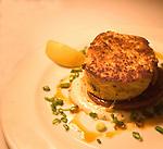 Crab Cake, Christys Restaurant, Miracle Mile, Miami, Florida