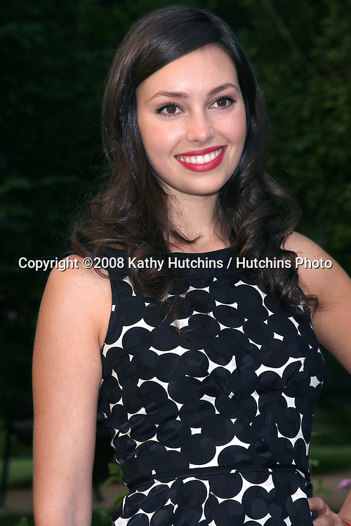Emily O'Brien arriving at the Academy of Television Arts & Sciences reception for 2008 Daytime Emmy Nominees.Savannah Resturant.Burbank,  CA.June 9, 2008.©2008 Kathy Hutchins / Hutchins Photo .